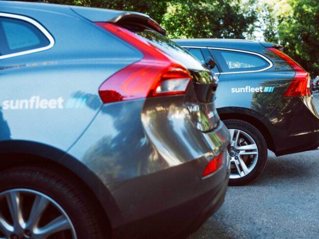 Sunfleet är Sveriges största bilpool med 50 000 medlemmar.
