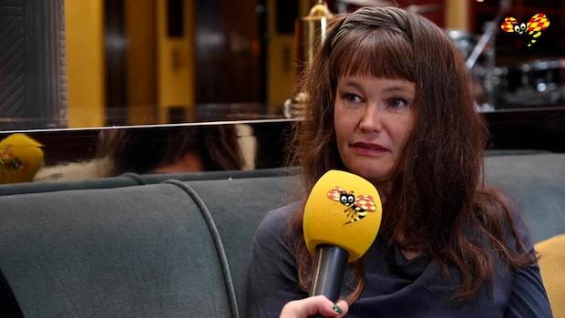 """Nina Björk: """"Skulle inte ha skrivit den boken i dag"""""""