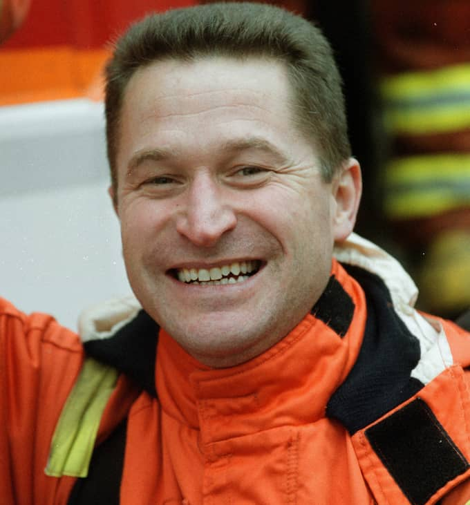 Olle Östberg. Foto: CHRISTER WAHLGREN