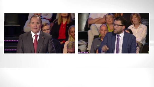 """Jimmie Åkesson: """"Jag tror på riktiga jobb"""""""
