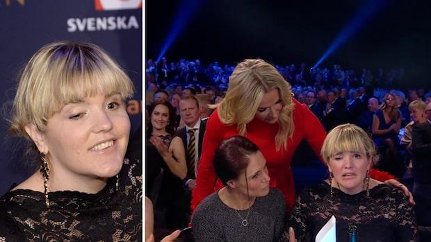 Arrangörerna ber om ursäkt till Anna Holmlund