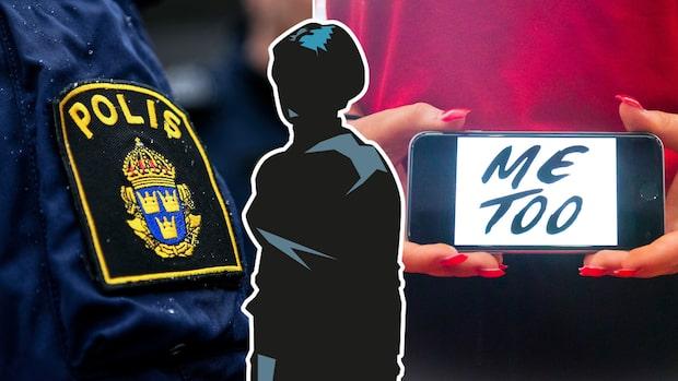 Polisanställda vittnar om sextrakasserier
