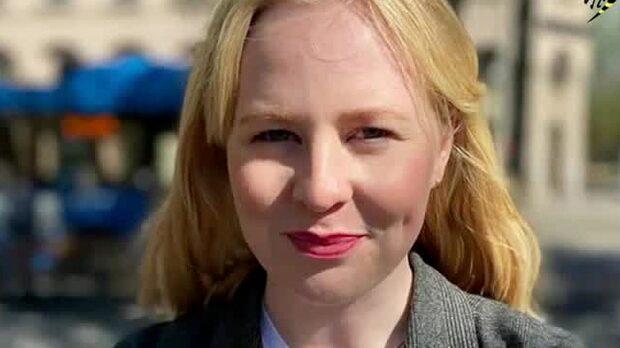 SSU ordföranden i Göteborg Hanna Andersson avgår