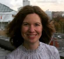 Caroline Karlsson är pressekreterare hos Moderaterna i Göteborg och en av initiativtagarna. Foto: Moderaterna