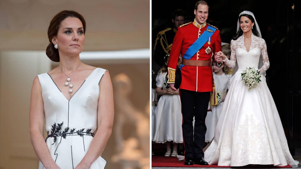 H&M släpper kopia av Kates brudklänning