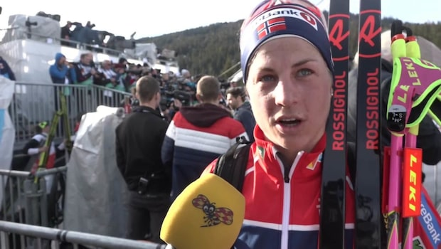 """Astrid Uhrenholt Jacobsen: """"Jag är inte förvånad"""""""