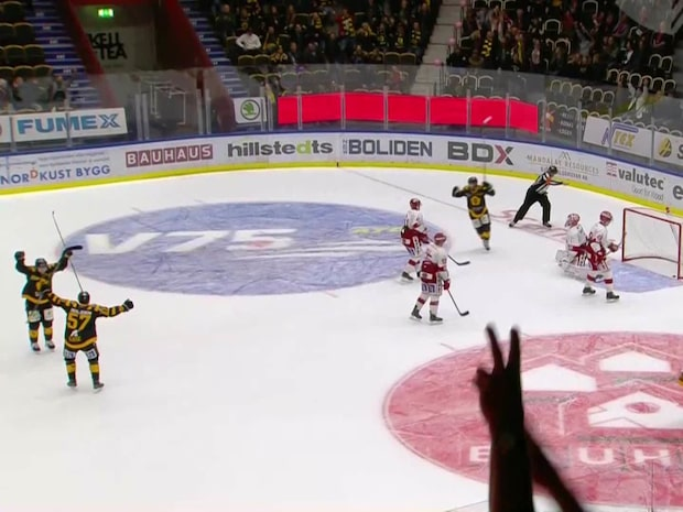Höjdpunkter: Skellefteå-Timrå IK