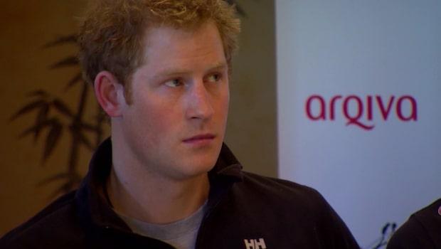 Prins Harry: Jag ville hoppa av kungahuset