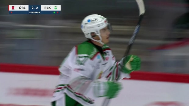 Höjdpunkter: Örebro - Rögle