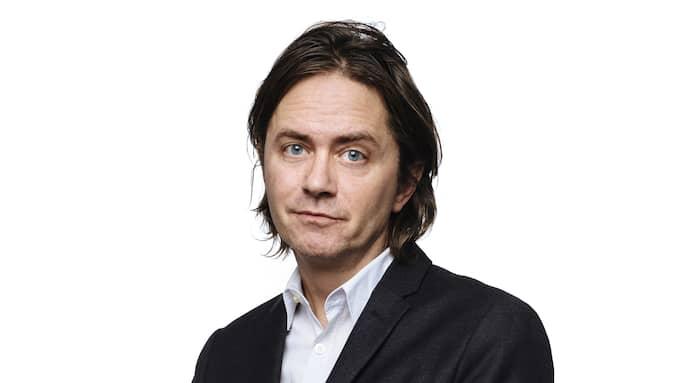 Nils Forsberg är konstredaktör och skribent på Expressens kultursida. Foto: MIKAEL SJÖBERG