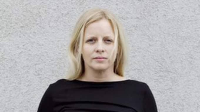Anna Hallberg – för svår? Foto: Sara Mackey