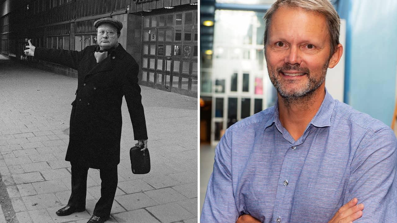 Felix Herngren planerar göra tv-serie av Skandiamannen