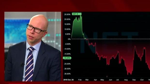 """Mattias Eriksson: """"NetEnt har en enorm potential"""""""