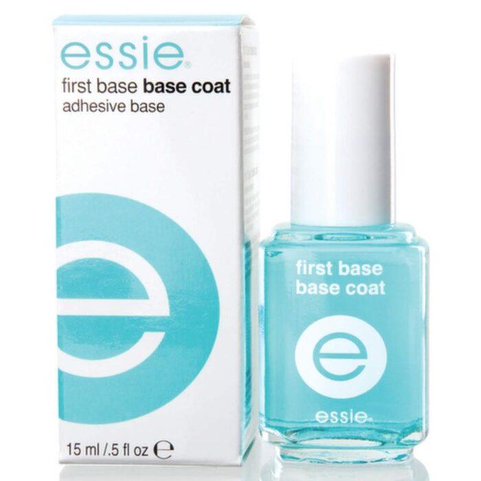 """Baslack """"First Base Base Coat"""", Essie, <a _mce_href=""""http://www.hudoteket.se/sv/artiklar/essie-professional-nail-care-first-base-base-coat.html"""" href=""""http://www.hudoteket.se/sv/artiklar/essie-professional-nail-care-first-base-base-coat.html"""">149 kronor, Hudoteket.se</a>."""