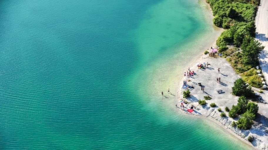 Sveriges ackligaste badplatser
