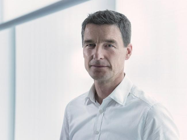 Volvos designchef Thomas Ingenlath blir ny chef för Polestar.