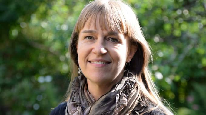 Kerstin Bergman, redaktören själv. Foto: Jenny Håkansson