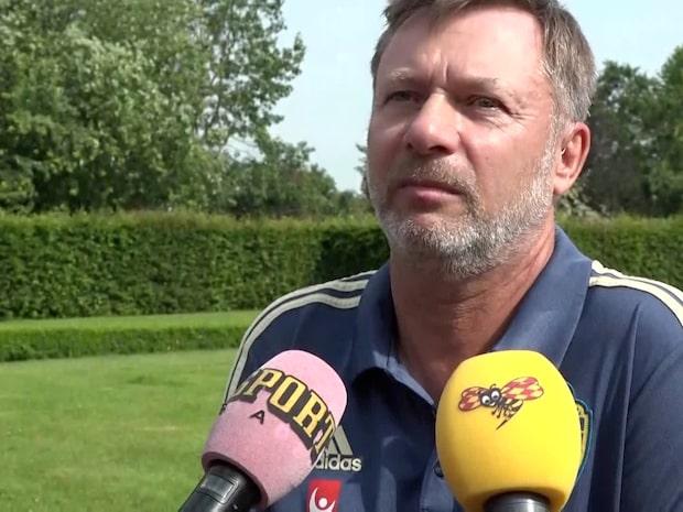 "Gerhardsson om Tyskland: ""Statistik kontra revanch"""