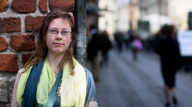 <span>Susann Söderberg, 28, har endometrios och är ordförande i Endometriosföreningens avdelning i Skåne</span>