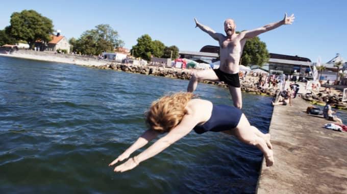 Badläge i påsk? Det beror lite på var i landet du bor. Foto: Anna-Karin Nilsson / ANNA-KARIN NILSSON EXPRESSEN