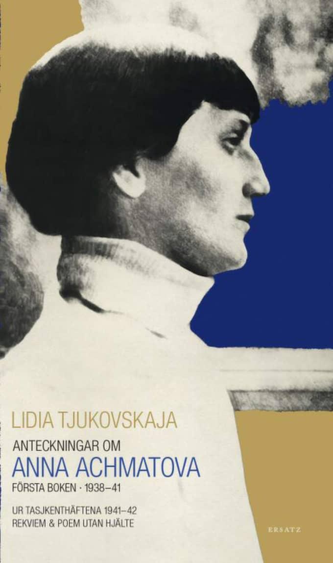 DAGBOK LIDIA TJUKOVSKAJA Anteckningar om Anna Achmatova Översättning Ola Wallin Ersatz, 592 s.