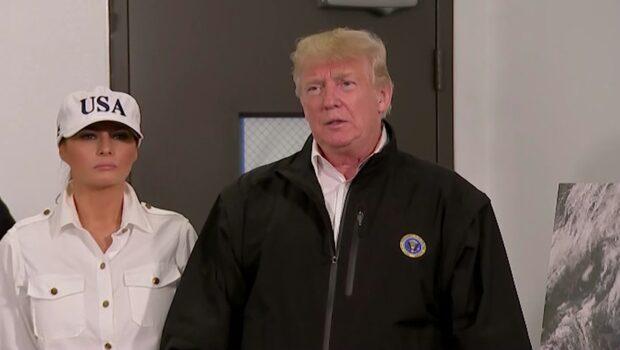 """Donald Trump: """"Han ska ta reda på vad som har hänt"""""""