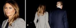 Melania Trump har inte synts till på över två veckor
