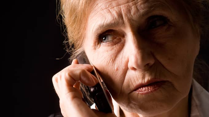 """VAR VAKSAM. """"Jag kan inte se att det finns någon seriös som sitter och ringer på kvällarna till folk om premiepensionen"""", säger man från Pensionsmyndigheten."""