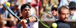 Italienskt möter Franskt i Swedish Open finalen