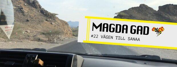Magda Gad - Vägen till Sanaa