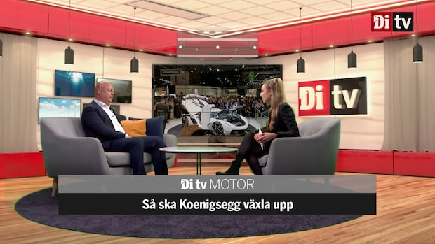 Di TV Motor: 9 maj - Se hela programmet