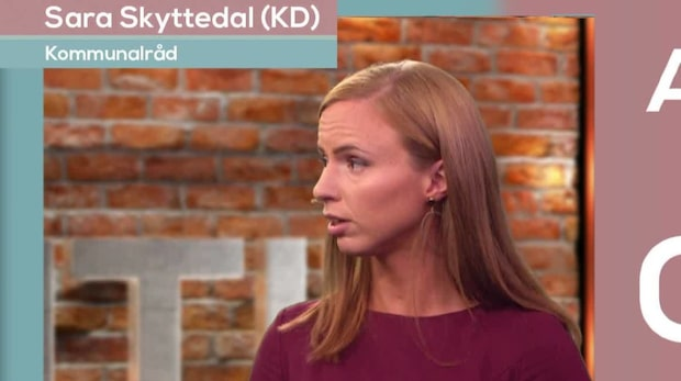 "Sara Skyttedal: ""Alliansen har en kris just nu"""