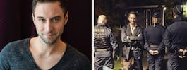 Måns Zelmerlöw i polisdrama i natt