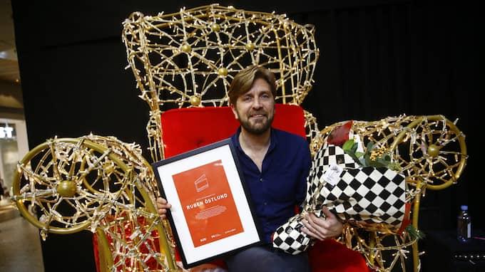 Ruben Östlund, kungen av Göteborg år 2017. Foto: HENRIK JANSSON
