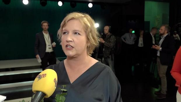 """Karin Karlsbro: """"Skyttedal måste vara beredd att få mothugg"""""""