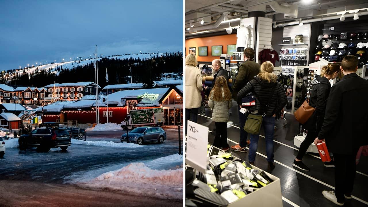 Så spreds smittan i Sverige