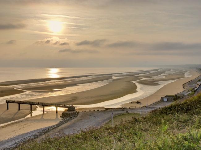 De hårdaste striderna under D-dagen ägde rum på den sju kilometer långa kuststräckan som fick namnet Omaha Beach.