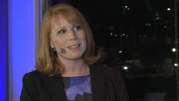 Annie Lööf (C) vill inte ta Reinfeldts plats