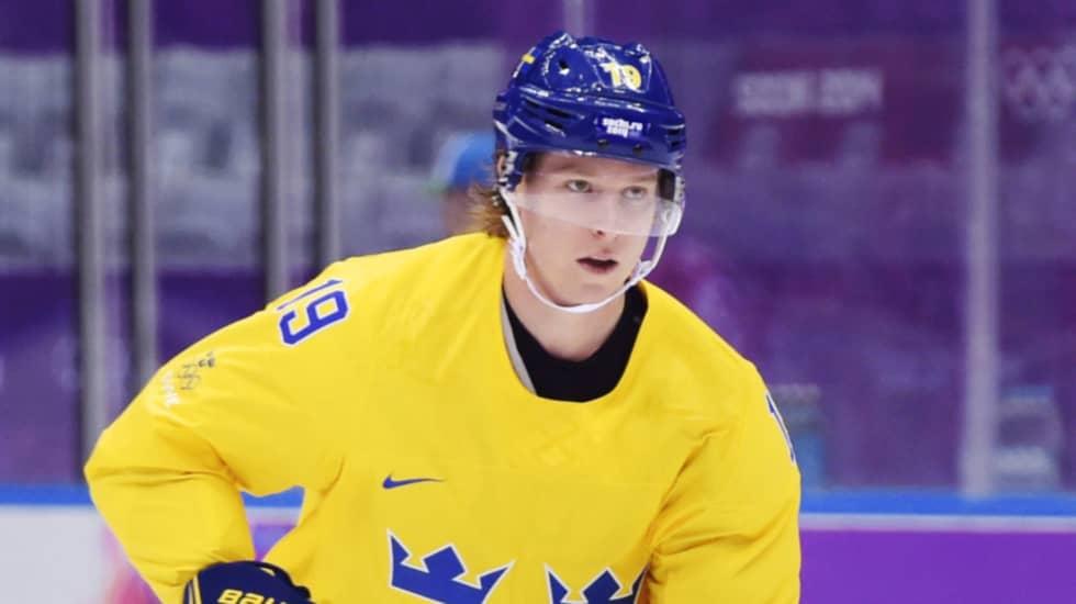 Bäckström i Tre Kronor. Foto: Joel Marklund