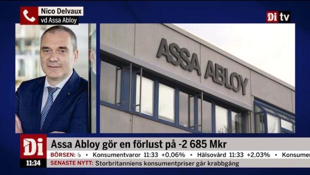 """Assa Abloys vd: """"Har en stark affärsplan för Kina"""""""