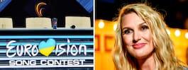 """Sanna Nielsen kommenterar Mello-finalen: """"Är ett stort fan"""""""