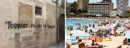Nytt förbud på Mallorca ska stoppa turisterna