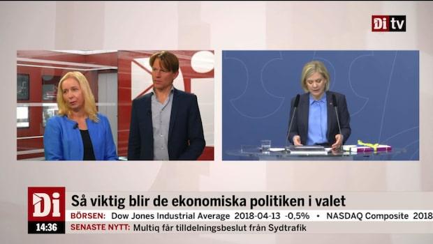 Ekonomistudion – 16 april 2018