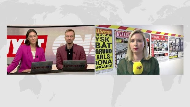 Här är morgonens nyheter från Sydsverige 27 mars