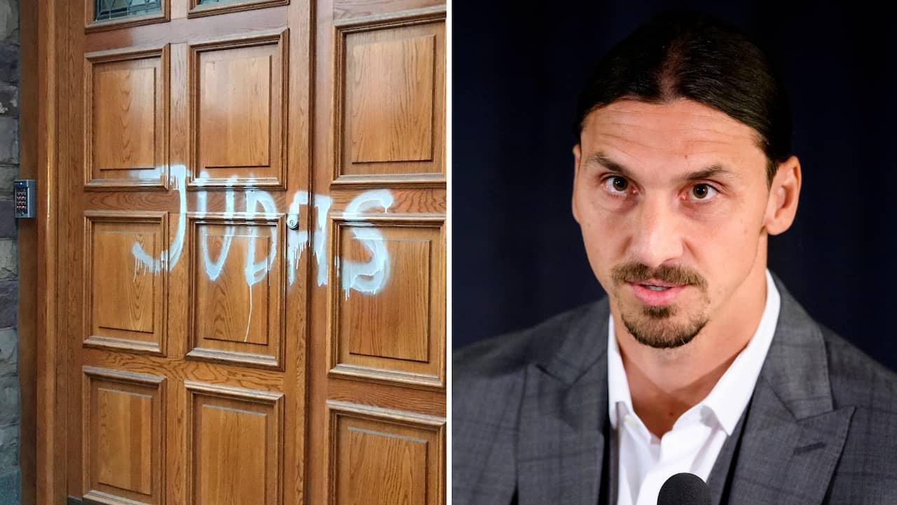35-årig man erkänner – vandaliserade bostaden