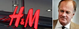 Stefan Persson om kritiken mot H&M: