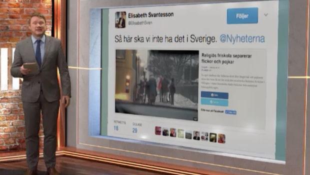"""Heta listan i """"Bara politik"""" – med Niklas Svensson"""