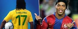 Barça tar avstånd från  Ronaldinho efter bilden