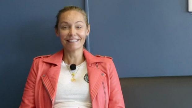 """Carina Berg: """"Väldigt mycket saker jag inte kan säga"""""""