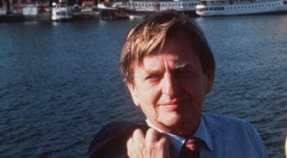 Mordet på Olof Palme preskriberas om två år. Trots att det är olöst hör det inte till högen med närmare 400 ouppklarade och opreskriberade mord. Foto: JAN DELDEN